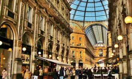 Een modevakantie naar Milaan