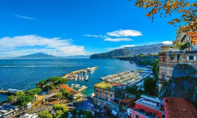 Chique, paradijselijk en rijk aan natuur, dat moet de Italiaanse Amalfikust zijn!