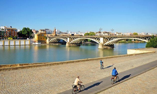 Een actieve fietsvakantie door Europa