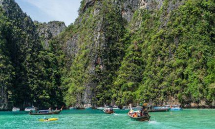 De vijf leukste bezienswaardigheden van de Phi-Phi eilanden