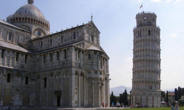 5 dingen die je nog niet wist over de toren van Pisa