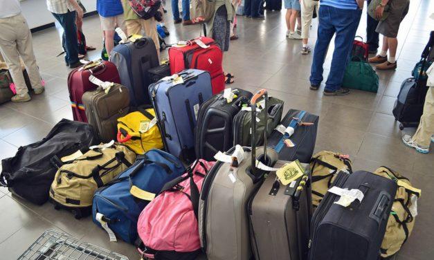 Met deze tips hoef je niet veel mee te sleuren op reis