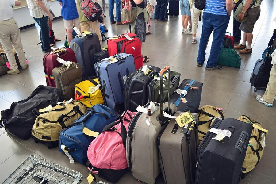 veel bagage