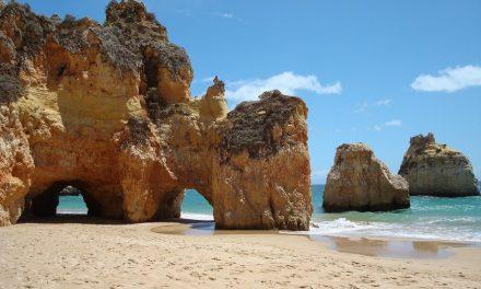 Zon, zee, natuur en genieten in de Algarve