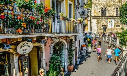 Proef 8 dagen van de zon op Sicilië