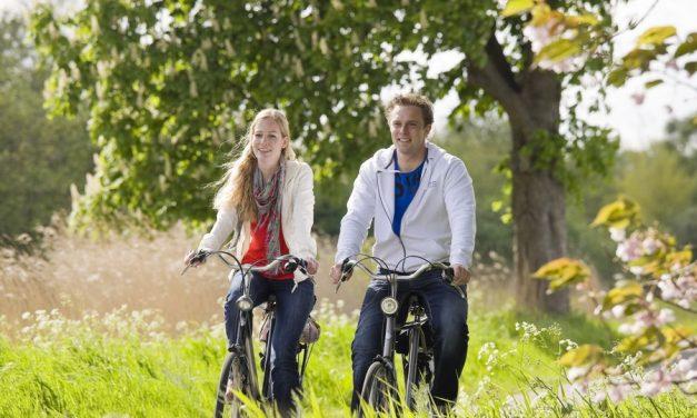 Ontdek Europa op de fiets
